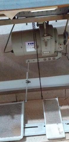 Máquina reta R$700 e overloq 1500 industriais - Foto 5