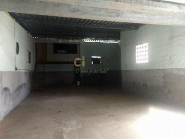 Ótimo galpão em Ouro Preto com mais de 200 m²!