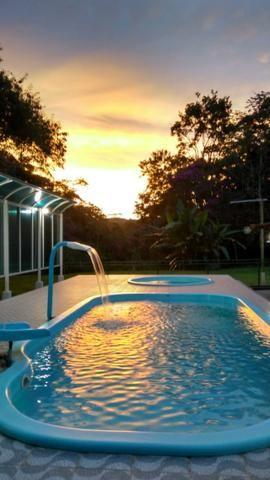 Vende-se Granja no Guarajamirim com 2400m² com 2 quartos, açudes, área gourmet. - Foto 7