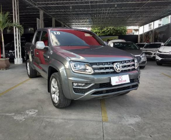 VW Amarok Highline 2.0 4x4 Diesel Aut