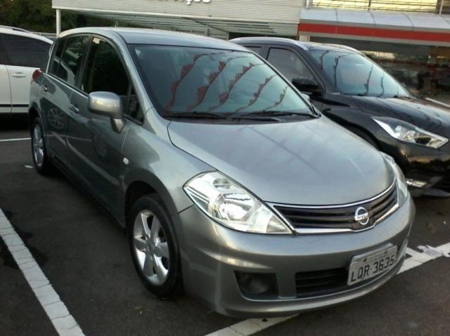 TIIDA 1.8 S  2011 / 2012  KM: 64.500   R$ 32.000,00 - Foto 2