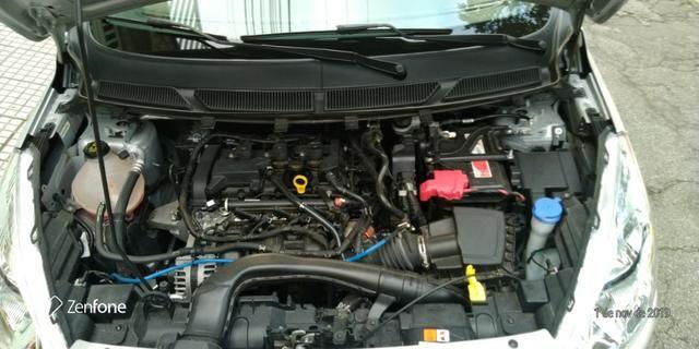 Ford Ká 1.5 SE Plus Sedan - Automático - Prata 2019-(Único Dono) - Foto 11