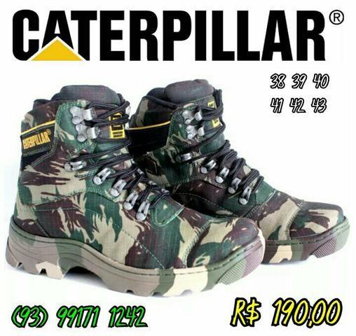 Botas Caterpillar oferta