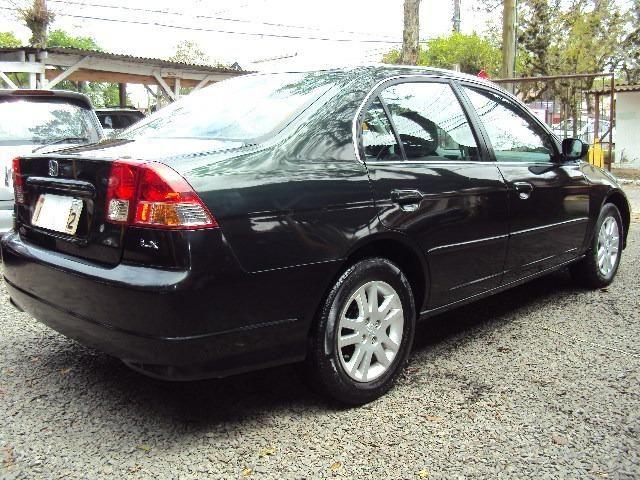 Honda Civic Lx 1.7 Completão! Ótimo estado! Mecânico - Foto 3