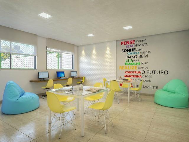 Aptos de 2 quartos com clube Privativo, energia solar em Morada de laranjeiras - Foto 8