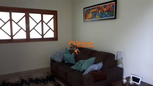 Sobrado com 3 dormitórios à venda, 147 m² por R$ 650.000,00 - Jardim Imperador - Guarulhos - Foto 3