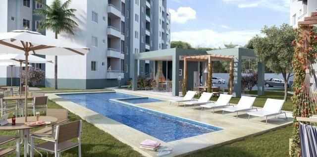 Villa Milano - Apartamento 59,79m² com 3 quartos Parque 2 Irmãos - Foto 3
