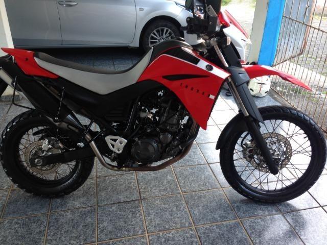 Xt 660 2013/14 Unico Dono Vermelha Moto Com Procedência Não aceito trocas, somente venda