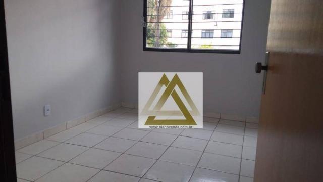 Apartamento com 3 dormitórios à venda, 66 m² por r$ 120.000 - vila santa rita - goiânia/go - Foto 3