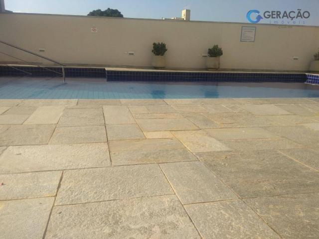 Apartamento com 3 dormitórios para alugar, 70 m² por R$ 1.600/mês - Centro - São José dos  - Foto 13