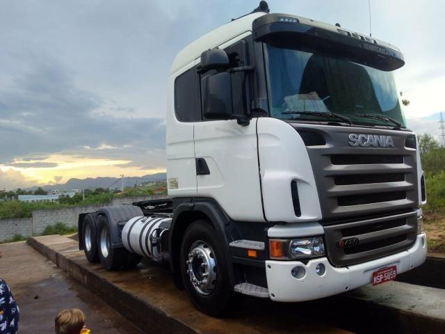Scania 124 top
