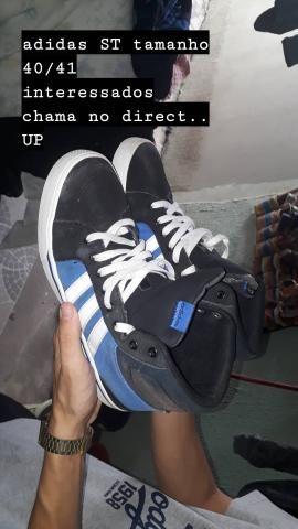 1c03db437e8 Adidas ST cano alto - Roupas e calçados - Taguatinga Norte