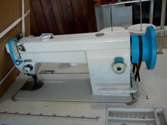 Maquina De Costura Transporte Duplo Revisada Máquinas Para