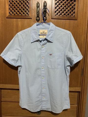 5b18ea424 Camisa social Hollister - Roupas e calçados - Asa Sul