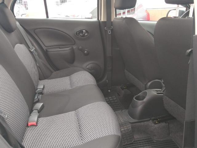 Nissan March 1.0 S Financio!!! - Foto 13