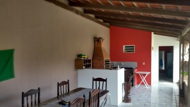 Samuel Pereira oferece: Casa Mansões Colorado Escriturada Churrasqueira 3 Quartos sendo 1 - Foto 3