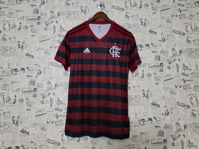 f989f890b9 Camisa Flamengo home 2019 2020 - Roupas e calçados - Messejana ...
