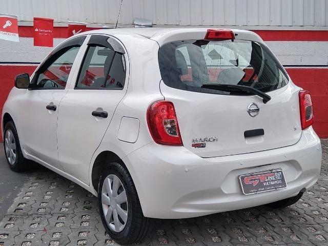 Nissan March 1.0 S Financio!!! - Foto 4