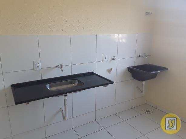 Apartamento para alugar com 2 dormitórios em Henrique jorge, Fortaleza cod:42383 - Foto 7