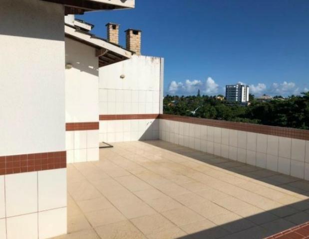 Aluguel de Cobertura com 4/4 no Jardim Aeroporto em Lauro de Freitas - Foto 17