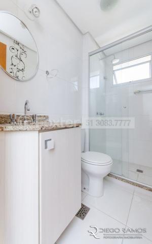 Apartamento à venda com 2 dormitórios em Cristo redentor, Porto alegre cod:186376 - Foto 5