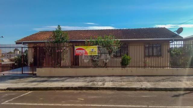 Casa à venda com 3 dormitórios em Centro, Guarapuava cod:142221