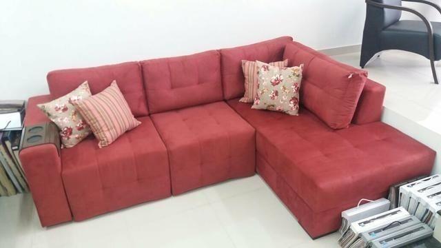 Sofá de qualidade vendido por metro - Foto 6