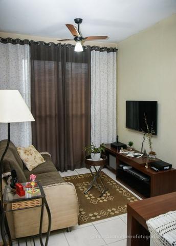 Liber J Apartamento térreo com garden, 2 quartos Liber Residencial Clube Belford Roxo RJ - Foto 3