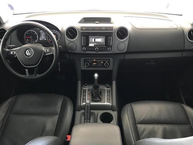 VW - Amarok CD 2.0 4x4 Highline 2016 - Foto 9