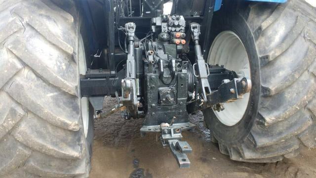 Trator 4x4 New Holland TM 150 2004 - Foto 3