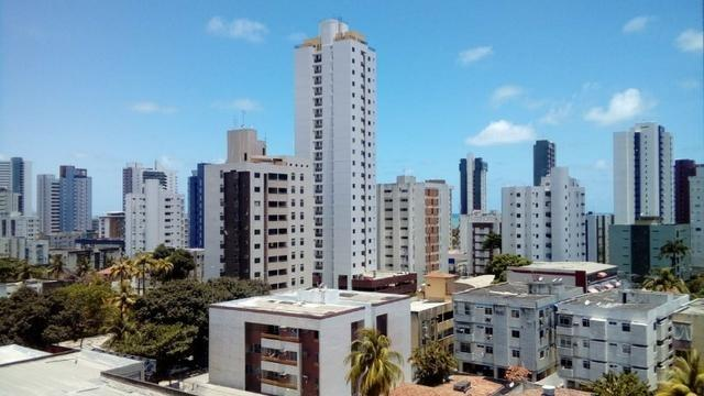 Oferta Apartamento 2 quartos-50m²- em Candeias-todo no porcelanato-melhor custo beneficio