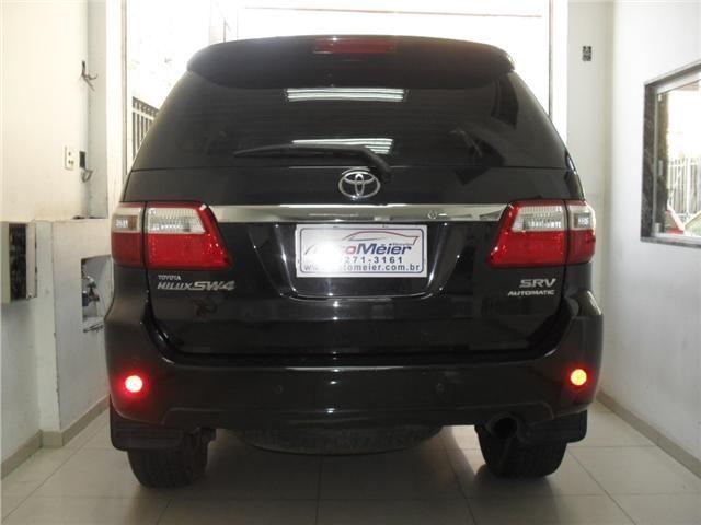 Toyota Hilux sw4 3.0 srv 4x4 7 lugares 16v turbo intercooler diesel 4p automático - Foto 3