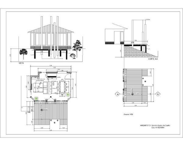SG arquitetura. Projetosprefeitura, proj.complementares, execução obras também pala Caixa - Foto 2