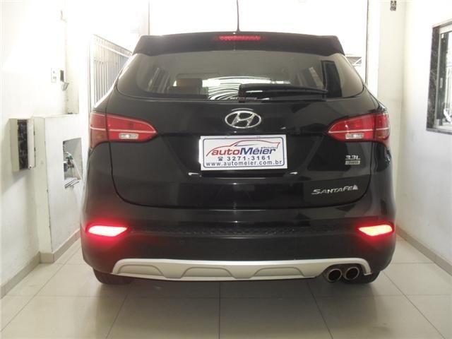 Hyundai Santa fe 3.3 mpfi 4x4 v6 270cv gasolina 4p automático - Foto 3
