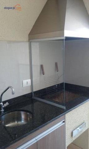 Lindo apartamento 2 dormitórios com varanda gourmet