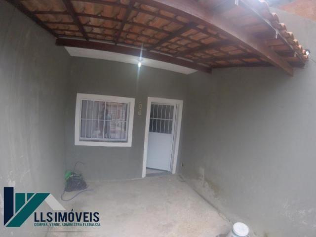 Casa duplex para locação em nova iguaçu, rodilândia, 2 dormitórios, 2 banheiros, 2 vagas - Foto 3