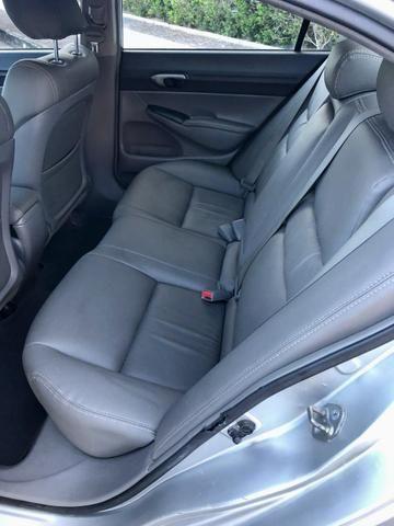 Honda Civic 2010 LXS Automático c/ Couro Extra - Foto 4