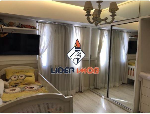 Líder imob - apartamento cobertura duplex para venda, ponto central, feira de santana, 3 d - Foto 9