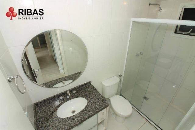 Apartamento com 3 dormitórios para alugar, 78 m² por r$ 2.000,00/mês - capão raso - curiti - Foto 20