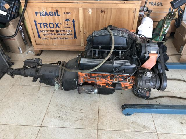 Motor V8 land rover 3.9 baixado - Foto 3