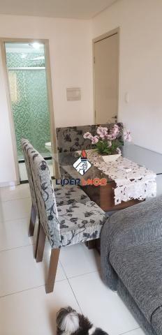 LÍDER IMOB - Apartamento MOBILIADO 2 Quartos, para Locação, na Fraga Maia, em Feira de San - Foto 2