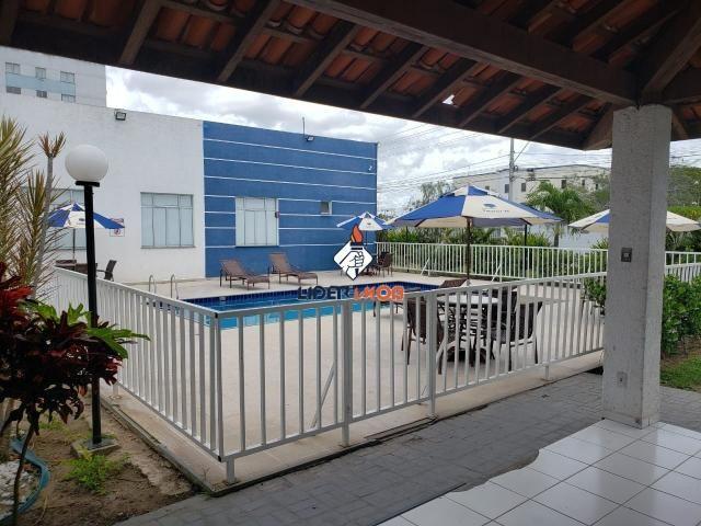 LÍDER IMOB - Apartamento para Venda em Condomínio na Fraga Maia, com 2 Quartos, 1 Banheiro