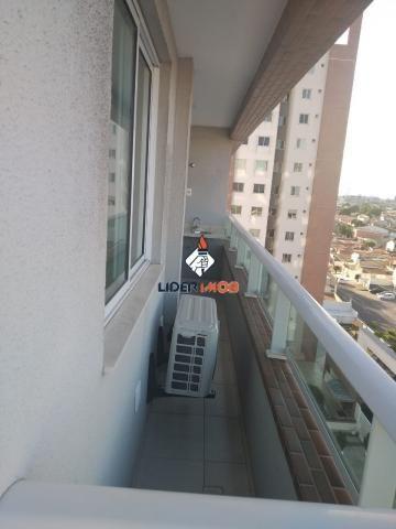 Líder imob - apartamento para venda, brasília, feira de santana, 3 dormitórios sendo 1 suí - Foto 19