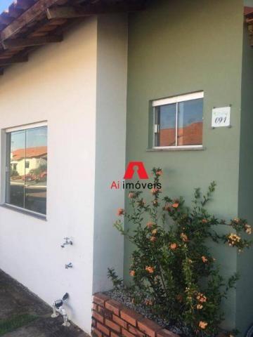 Casa com 3 dormitórios à venda, 72 m² por r$ 320.000 - parque dos sabiás - rio branco/ac - Foto 13