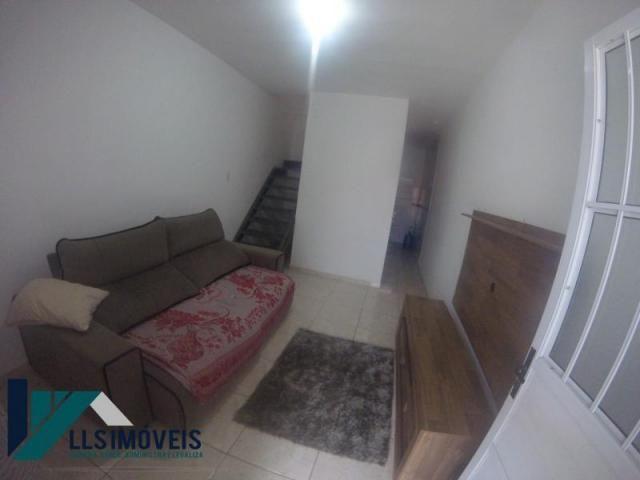 Casa duplex para locação em nova iguaçu, rodilândia, 2 dormitórios, 2 banheiros, 2 vagas - Foto 5
