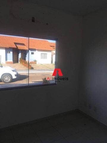 Casa com 3 dormitórios à venda, 72 m² por r$ 320.000 - parque dos sabiás - rio branco/ac - Foto 8