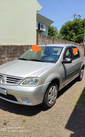 Renault Logan Expression 1.0 16v flex 2010 Repasse - Foto 3