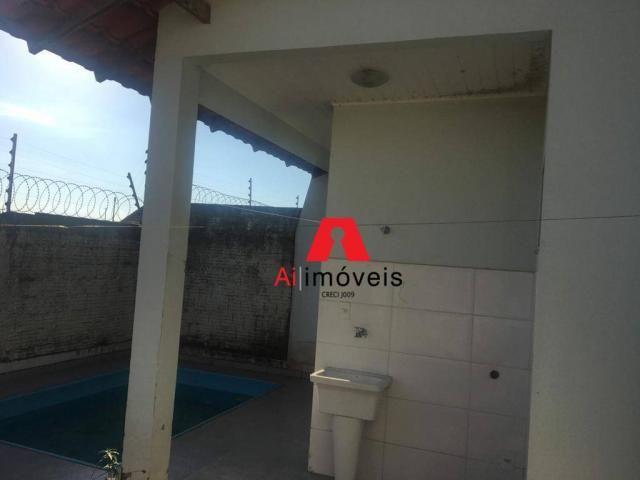 Casa com 3 dormitórios à venda, 72 m² por r$ 320.000 - parque dos sabiás - rio branco/ac - Foto 10