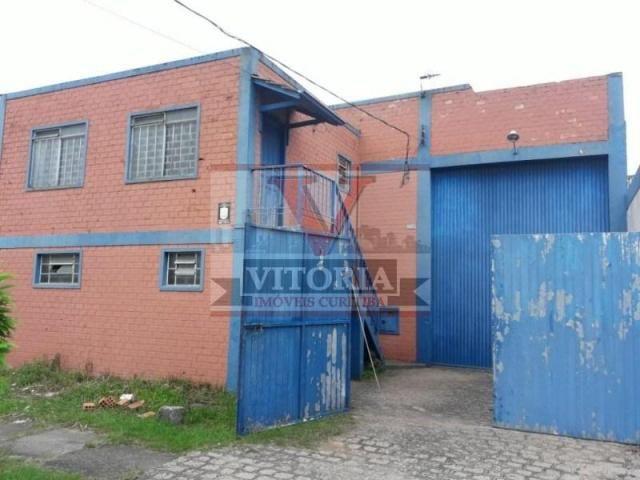 BARRACÃO À VENDA, 360 M² POR R$ 1.100.000,00 - CENTRO - SÃO JOSÉ DOS PINHAIS/PR - Foto 2