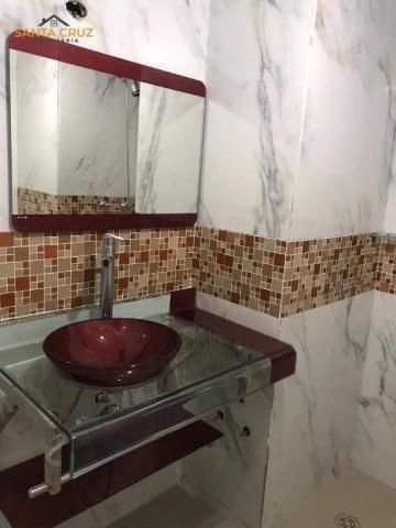 Apartamento com 1 dormitório à venda, 55 m² por R$ 550.000 - Moema - São Paulo/SP - Foto 12